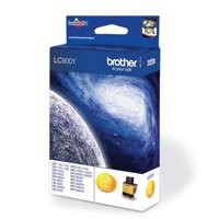 Brother MFC-820CW Inkjet Cartridge Yellow LC-900Y