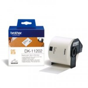 Brother QL Shipping Label 62x100mm Pack of 300 DK11202