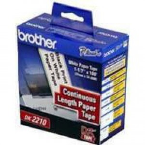 Brother QL Continuous Paper Tape 29mm DK22210
