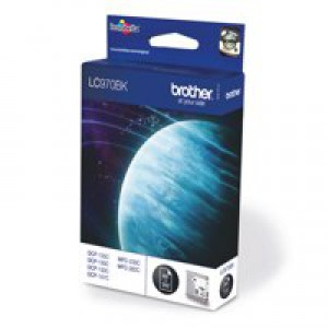 Brother DCP-135C/DCP-150C/MFC-235C Inkjet Cartridge Black LC-970BK