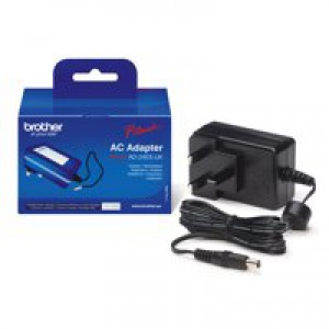 Brother Mains Power Adaptor Black AD24ESUK