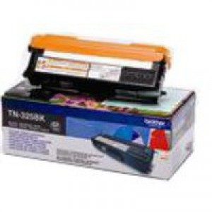 Brother TN325 Toner Cartridge High Yield Black TN325BK