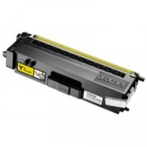 Brother TN325 Toner Cartridge High Yield Yellow TN325Y