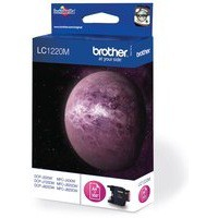 Brother MFC-J430W/DCP-J525W Inkjet Cartridge Magenta LC1220M