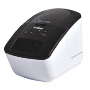 Brother QL-700 Label Printer Silver
