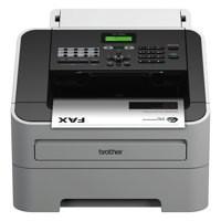 Brother FAX-2840 Mono Laser Fax Machine Grey