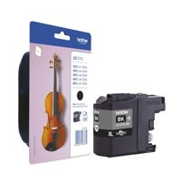 Brother LC127XLBK  High Yield Ink Cartridge Black