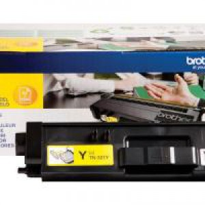 Brother TN321Y Toner Cart Yellow