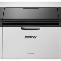 Brother HL-1210W Mono Laser Printer Wireless White (Pack of 1) HL1210WZU1