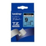 Brother P-Touch Tape 9mm Black/Blue TZE521
