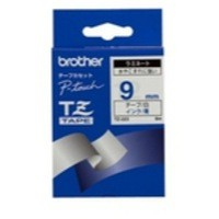 Brother P-Touch Tape 9mm Blue/White TZE223