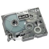 Brother P-Touch Tape 9mm White/Black TZE325