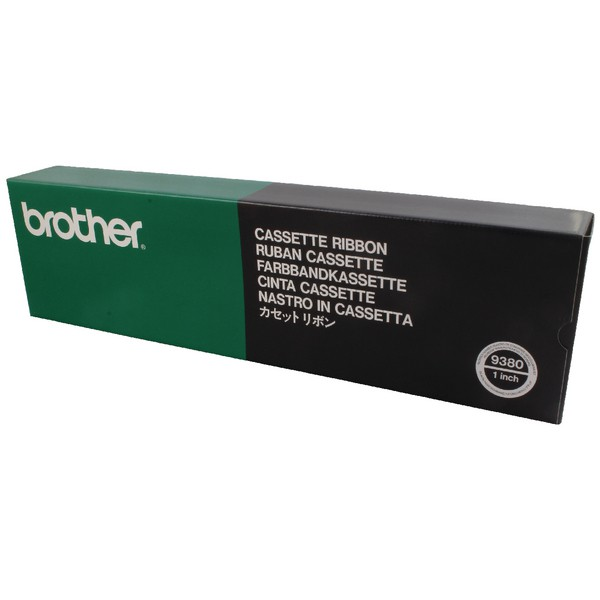 Brother Nylon Ribbon Master Black M4318 9380