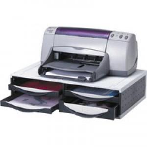 Fellowes Machine Organiser Platinum Grey 24004