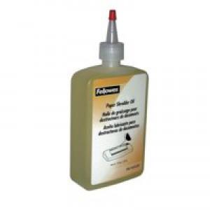 Fellowes Shredder Oil for all Cross-cut Shredders Bottle 350ml Ref 35250