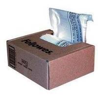 Fellowes Shredder Bag 110/120 Pack of 100 3605201