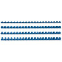 Fellowes Binding Comb 6mm Blue A4 Pack of 100 53451