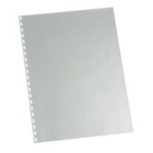 Fellowes Transparent Plastic Cover 150micron Pk 100 53760