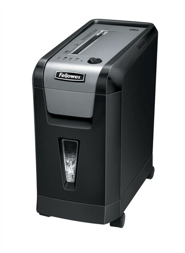 Fellowes 69Cb Deskside Shredder 3.9x50mm Cross Cut 19 Litre Din3 10 Sheet Ref 4659101