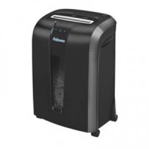 Fellowes 73Ci Shredder Cross Cut 22.7 Litre Din3 12 Sheet Ref 4601201