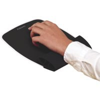 Fellowes Silicone Wrist Rocker Black