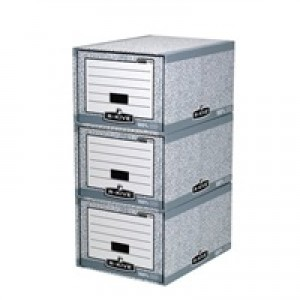 R-Kive System Storage Drawer W393xD545xH290mm Ref 01820 [Pack 5]