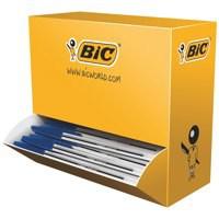 Bic Cristal Medium Ball Point Pen Value Pk Blue 896039