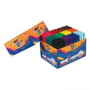 Bic Visa Colouring Pens Jumbo Class Pack Pk 288