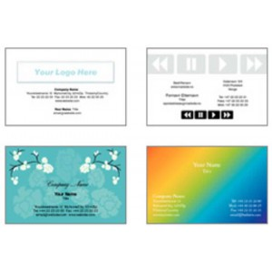 Business Cards Colour x250