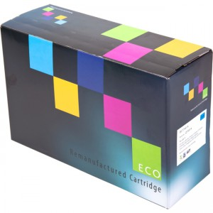 EC HP CB540A Black Remanufactured Toner