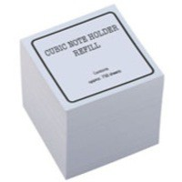 Bright Ideas Note Block Refill 700 White Sheets