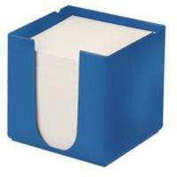 Image for Bright Ideas Note Block Card Box White Sheets