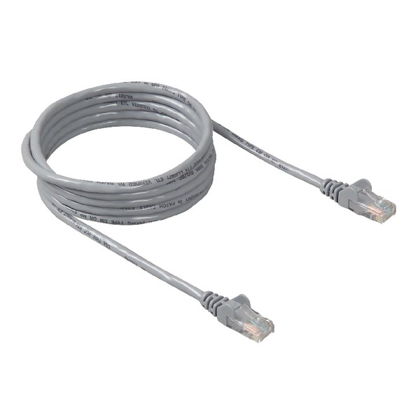 Belkin Snagless Cat5E UTP Patch Cable 0.5 Metres A3L791B50CM-S
