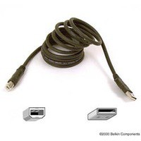 Belkin USB A-B Cable 1.8 Metres F3U133B06
