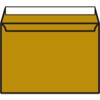 Blake C5 Wallet Envelope Peel And Seal 130gsm Pack of 250 Metallic Gold 313