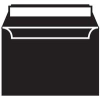Blake C6 Wallet Envelope Peel And Seal 120gsm Pack of 250 Black 114