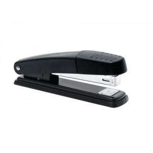 Stapler Full Strip Metal Capacity 20 Sheets Black