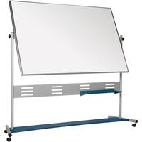 Bi-Office Evo Magnetic Mobile Whiteboard 1200x900mm QR5203BU