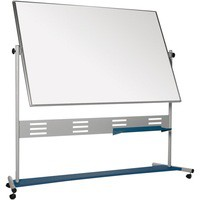 Bi-Office Evo Magnetic Mobile Whiteboard 1200x900mm Code QR5203BU