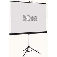 Image for Bi-Office Tripod Projection Screen 1500mm 9D006020