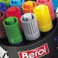 Berol Colourmarker Assorted CMA Box of 12 S0376770