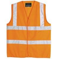 Proforce High Visibility Vest Class 2 Medium Orange HV05OR-M