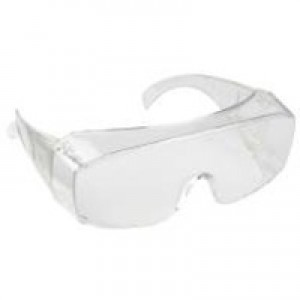 Proforce Clear Safety Over Spectacles FP03