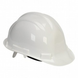 Proforce White Comfort Helmet HP01