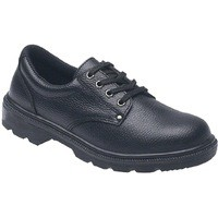 Image for Proforce Toesavers S1P Safety Shoe Mid-Sole Size 8 Black 2414-8