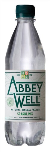 Abbey Well Sparkling Water 500ml CF370