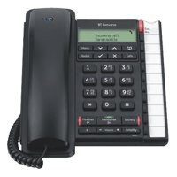 Image for BT Converse 2300 Corded Telephone Black 040212