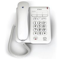 Image for BT Decor 2100 Corded Analogue Telephone