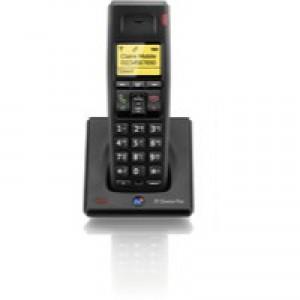 BT Diverse 7100 Plus DECT Handset Single Black 44710