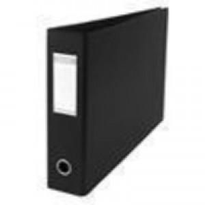 Bantex Plastic Lever Arch File A3 70mm Black 400008440